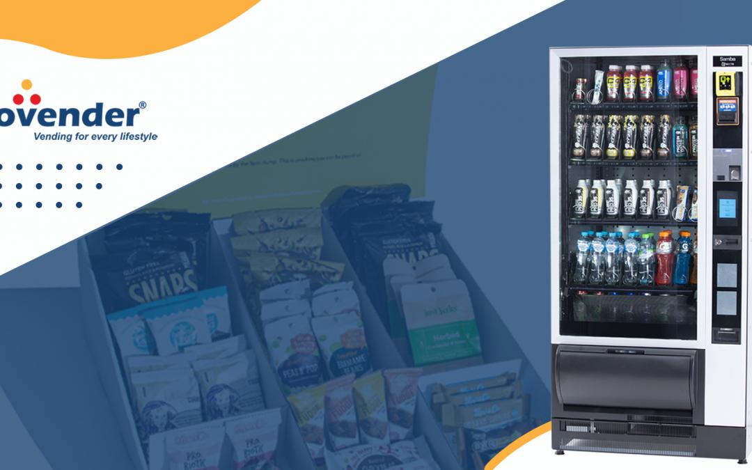Vending Machines & Sustainability